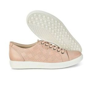 Ecco Soft 7 Perforated Sneakers